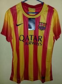 Jersey Barcelona Away 2013/2014 Ladies
