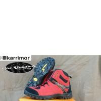 Sepatu Karrimor Gunung Boot Hiking Olahraga Outdoor Waterproof Murah