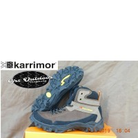 Sepatu Gunung Karrimor Low Tracking Outdoor Hiking Boots Waterproof