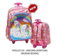 PROMO NEW Tas Trolley SD LOL - FROZEN - TSUM - LITTLE PONY -
