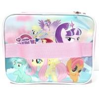 Lunch Bag Tas Bekal My Little Pony Alumunium Foil Anak Perempuan