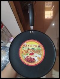 HOT SALE SUPRA Round Grill Pan Wajan Pemanggang Panggangan Teflon 30Cm