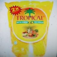 Minyak goreng Tropical 2liter per dus (6bks) Gojek only