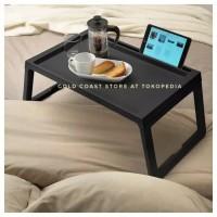 IKEA KLIPSK Meja lipat / baki meja lipat tempat tidur nampan bed