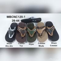 Sandal Casual Pria Sendal Jepit Karet New Era MBCNC120