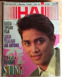 Bundel Majalah HAI thn 1991 no 13-22
