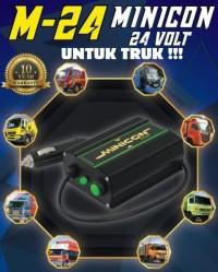 Truck ACCU Stabilizer Electric Penghemat BBM MINICON M24 24V Truk-trek