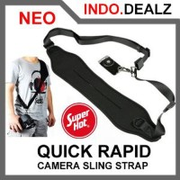 Neo Strap Kamera Quick Rapid Camera Sling Strap DSLR Canon Nik