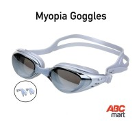 Kacamata Renang Minus III - Adult Myopia Optical Swim Goggles