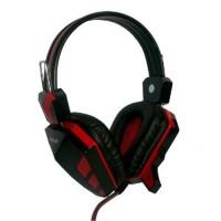 [AP] Headset Gaming Rexus F22 MIC Red