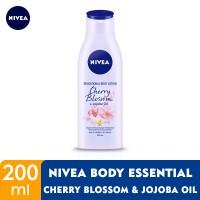 NIVEA Body Essential Cherry Blossom & Jojoba Oil 200ml
