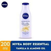 NIVEA Body Essential Vanilla & Almond Oil 200ml