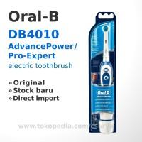 Oral-B Advance Power Electric Toothbrush DB4010 | sikat gigi elektrik