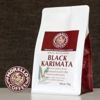 Black Karimata/ mixed blend/ premium/ kopi bubuk/biji