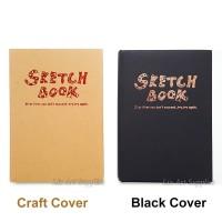 Potentate Sketch Book 120 sheets - 14.2 x 21 cm