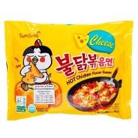 Samyang CHEESE Hot Chicken Flavor Ramen - HALAL