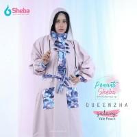 Jas Hujan Muslimah Sheba Queenzha Teal Green In The Lilium Model Gamis