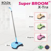 BOLDe Super BROOM X-TRA ( Sapu Otomatis )