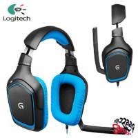 [AP] LOGITECH G430 7.1 DTS SURROUND SOUND GAMING HEADSET