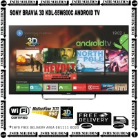 """KDL 55W800C - SONY BRAVIA 3D ANDROID TV 55"""""""