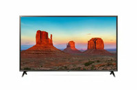 LG 43UK6300PTE 43 Inch UHD 4K Smart Flat LED TV 43UK6300 ThinQ AI