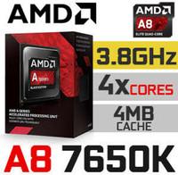 Processor AMD A8-7650K fm2+