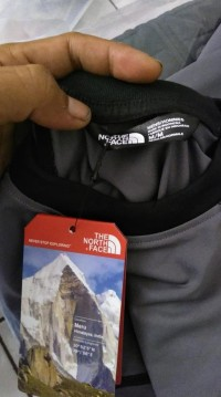 Baselayer Tnf The North Face Long Sleeve Quickdry