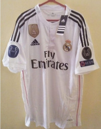 Jersey Real Madrid Home 2014/2015 UCL