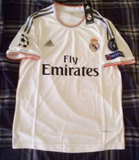 Jersey Real Madrid Home 2013/2014 UCL