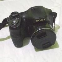 kamera prosumer prosummer sony dsc h200