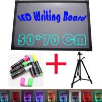 on sale PAPAN TULIS LED WRITING BOARD LED PAPAN IKLAN PROMOSI UKURAN