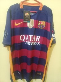 Jersey Barcelona Home 2015/2016 UCL