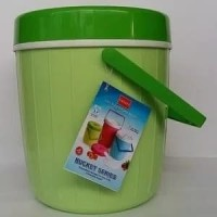 Maspion Rice Bucket 10 L Termos Nasi Termos Es