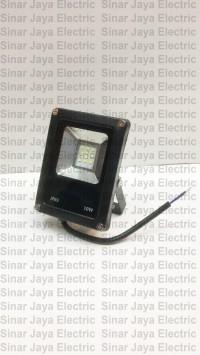 lampu led sorot 10W / tembak / panggung / outdoor / taman / lapangan