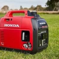 Honda EU22i Genset 2000 Watt Silent EU22i Generator Listrik Garansi