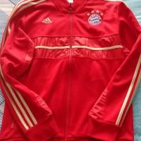 Jaket/Jacket Anthem FC Bayern Munchen 2013 Original