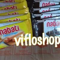 Wafer Nabati / Richeese Nabati Wafer (10 x 24 gram)