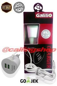 beli 1 gratis 1 charger fast charging multi usb 3.4 ampere bergarans