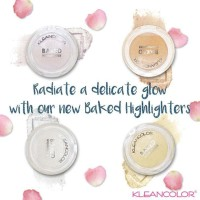 Kleancolor Baked Highlighter