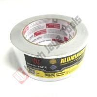 NACHI Lakban Alumunium Foil 48 mm 40 Yard Tape Isolasi Tambal Panci