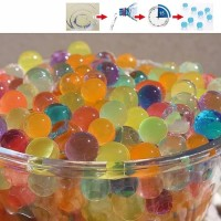 Hydrogel Crystall Ball isi 5 Gram Per Pack