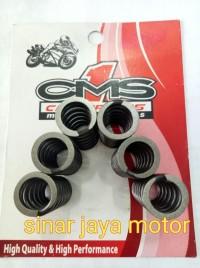 per kopling cms motor kawasaki klx 250cc per 6pcs . per nya tahan