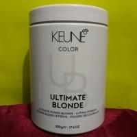 KEUNE Ultimate Blonde Color 500gr Bleaching Rambut ORIGINAL 100%