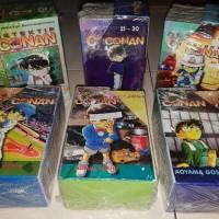 CONAN BOX SET 1-10, 11-20, 21-30, 31-40, 41-50, 51-60, 61-70