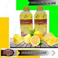 DLEMONIE bukan Lemona atau Lemonsea sari lemon