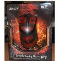 a4tech x7 f7 3000dpi optical macro gaming mouse BYmou199