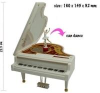 New Produk Kotak Musik ( Music Box ) Piano Balerina Berkualitas