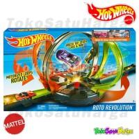 Track Hotwheels ROTO REVOLUTION Motorized Hot Wheels DieCast Mattel