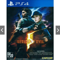 GAME PS4 RESIDENT EVIL 5 REG 2