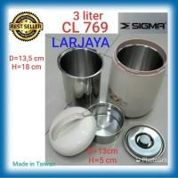 MAGIC SAVER COOKER SIGMA 3 liter CL-769 Made in Taiwan
